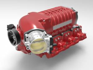 Whipple Superchargers - Whipple GM 2019-2020 6.2L Truck Gen 5 3.0L Supercharger Intercooled Complete Kit - Image 4