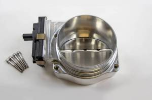 Nick Williams Performance - Nick Williams Electronic Drive-By-Wire LT 112mm Throttle Body - Polished