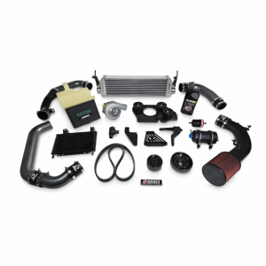 Kraftwerks Superchargers - FRS BRZ FT-86 2013-2016 Kraftwerks RACE Supercharger kit with EcuTek - Black Edition