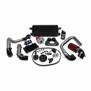 Kraftwerks Superchargers - Honda S2000 2006-2009 Kraftwerks Supercharger Tuner Kit - Black Edition