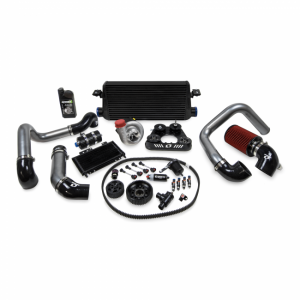 Kraftwerks Superchargers - Honda S2000 2000-2003 Kraftwerks Supercharger Tuner Kit - Black Edition