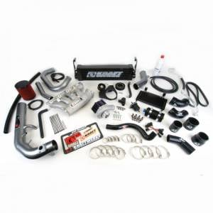Kraftwerks Superchargers - Honda Civic Si 2006-2011 Kraftwerks Supercharger Tuner Kit - Black Edition