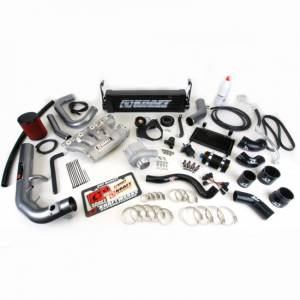 Kraftwerks Superchargers - Honda Civic Si 2012-2015 Kraftwerks Supercharger Tuner Kit - Black Edition