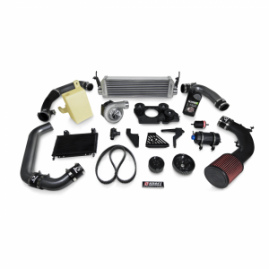 Kraftwerks Superchargers - FRS BRZ FT-86 2013-2016 Kraftwerks RACE Supercharger Tuner Kit - Black Edition