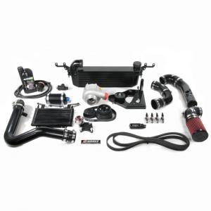 Kraftwerks Superchargers - Mazda Miata 2006-2015 Kraftwerks Supercharger Tuner Kit - Black Edition