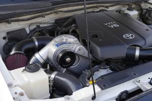 ATI / Procharger Superchargers - Toyota Truck Prochargers - ATI/Procharger - Toyota Tacoma 4.0L 2010-2012 Procharger - HO Intercooled D-1SC Complete Kit
