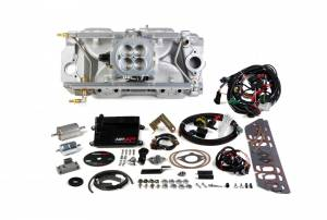 Holley EFI Injection Kits - Holley HP EFI Fuel Injection Systems - Holley - Holley HP EFI Multi Port BBC 4BBL Fuel Injection System - 1000 CFM Tall Deck Rectangular Ports