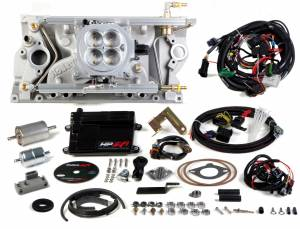 Holley EFI Injection Kits - Holley HP EFI Fuel Injection Systems - Holley - Holley HP EFI Multi Port SBC 4BBL Fuel Injection System - Vortec Heads