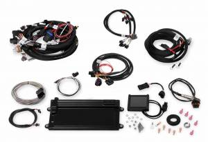Holley EFI Injection Kits - Holley Terminator EFI Fuel Injection Systems - Holley - Holley Terminator LS MPFI System for GM Truck 24x with DBW
