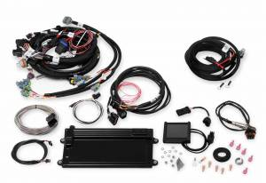 Holley EFI Injection Kits - Holley Terminator EFI Fuel Injection Systems - Holley - Holley Terminator LS MPFI System for LS2 LS3 & GM Truck 58x with DBW