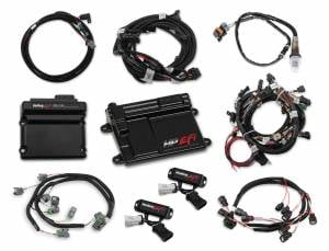 Holley EFI Injection Kits - Holley HP EFI Fuel Injection Systems - Holley - Holley HP EFI Fuel Injection System & Ti-VCT Controller Kit - Ford Coyote Engines 2012-2017 Bosch O2 Sensor