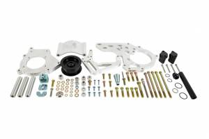 Vortech Superchargers - Chevrolet Camaro 2010-2017 - Vortech Superchargers - Chevy Big Block Vortech V-30 105A Race Bracket Assembly Kit