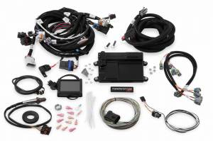 Holley EFI Injection Kits - Holley Terminator EFI Fuel Injection Systems - Holley - Holley Terminator LS MPFI System for LS2 LS3 & GM Truck 58x Crank Reluctor