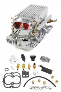 Holley EFI Injection Kits - Holley Power Pack Kits - Holley - Holley Stealth Ram Multi-Port Power Pack for 1995 and Older Chevy Small Block Heads