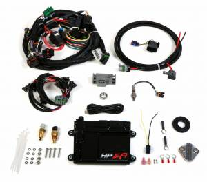 Holley EFI Injection Kits - Holley HP EFI Fuel Injection Systems - Holley - Holley HP EFI ECU and Harness Kit for GM TPI with EV1 Connectors - NTK O2 Sensor