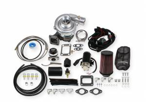 Holley EFI Injection Kits - Holley HP EFI Fuel Injection Systems - Holley - Holley HP EFI ECU and Harness Kit Universal Ford V8 with EV1 Connectors - NTK O2 Sensor