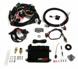 Holley EFI Injection Kits - Holley HP EFI Fuel Injection Systems - Holley - Holley HP EFI ECU and Harness Kit for GM TPI with EV1 Connectors - Bosch O2 Sensor