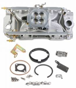 Holley EFI Injection Kits - Holley Power Pack Kits - Holley - Holley Multi-Port Power Pack for Chevy Big Block Standard Deck, Peanut Oval Port Heads