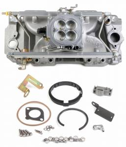 Holley EFI Injection Kits - Holley Power Pack Kits - Holley - Holley Multi-Port Power Pack for Chevy Big Block Standard Deck, Rectangular Port Heads 1000CFM