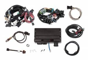Holley EFI Injection Kits - Holley Terminator X EFI Powertrain Management System - Holley - Holley Terminator X For Ford Modular Motor 2V & 4V with Smart Coils and EV1