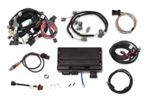 Holley EFI Injection Kits - Holley Terminator X EFI Powertrain Management System - Holley - Holley Terminator X For Ford Modular Motor 2V & 4V with Smart Coils and EV6