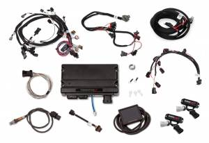Holley EFI Injection Kits - Holley Terminator X EFI Powertrain Management System - Holley - Holley Terminator X For 2003-2006 HEMI Gen III Motor with EV1