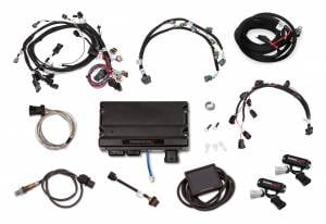 Holley EFI Injection Kits - Holley Terminator X EFI Powertrain Management System - Holley - Holley Terminator X For 2003-2006 HEMI Gen III Motor with EV6