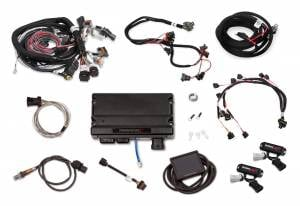 Holley EFI Injection Kits - Holley Terminator X EFI Powertrain Management System - Holley - Holley Terminator X For 2007-2013+ HEMI Gen III Motor with EV1
