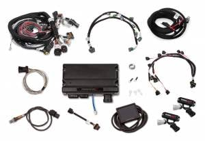 Holley EFI Injection Kits - Holley Terminator X EFI Powertrain Management System - Holley - Holley Terminator X For 2007-2013+ HEMI Gen III Motor with EV6