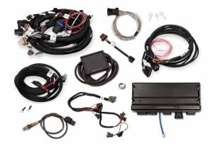 Holley EFI Injection Kits - Holley Terminator X EFI Powertrain Management System - Holley - Holley Terminator X Max Controller Kit for LS1 LS6 24x Crank Reluctor with DBW Throttle Body
