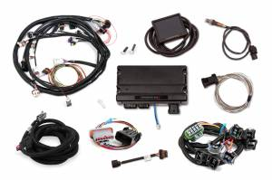 Holley EFI Injection Kits - Holley Terminator X EFI Powertrain Management System - Holley - Holley Terminator X Max MPFI Controller Kit for Foxbody 5.0