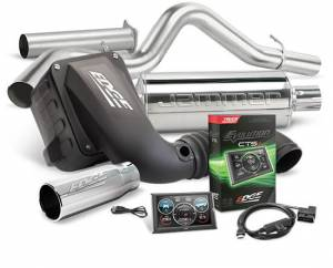Edge Products - Edge Stage 2 Performance Kit for 2001-2004 Chevrolet Silverado/GMC Sierra 2500/3500 Extended/Crew Cab Shortbed - CARB Legal