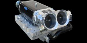 Kenne Bell Superchargers - Dodge Hemi Kenne Bell Superchargers - Kenne Bell Superchargers - Kenne Bell Hellcat/Demon HEMI 6.2L 2015-2020 Bigun 4.7LC Supercharger Liquid Cooled Tuner Kit