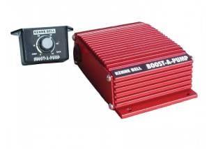 Kenne Bell Superchargers - Kenne Bell Boost-A-Pumps - Kenne Bell Superchargers - Kenne Bell Plug & Play Boost-A-Pump 40 Amp / 17.5V 2005-2010 Mustang V8 V6 KB89080P-17.5V