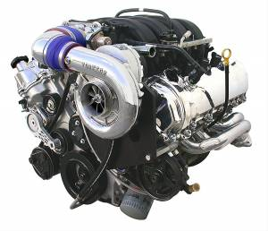 Vortech Superchargers - Ford Mustang 1999-2010 - Vortech Superchargers - Ford Mustang GT 4.6 3V 2007-2008 Vortech Supercharger - Satin V-2 Si Complete Kit