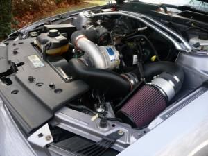 Vortech Superchargers - Ford Mustang 1999-2010 - Vortech Superchargers - Ford Mustang 4.0L V6 2005-2008 Vortech Standard Output Supercharger - Polished V-3 Si Complete Kit