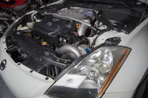 Vortech Superchargers - Nissan 350Z/Infiniti G35 2003-2006 - Vortech Superchargers - Nissan 350Z Rev-Up 2005-2006 Vortech Supercharger - V-3 SCI Complete Kit