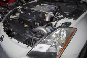 Vortech Superchargers - Nissan 350Z/Infiniti G35 2003-2006 - Vortech Superchargers - Nissan 350Z 2003-2004 Vortech Supercharger - V-3 SCI Complete Kit