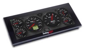 "Holley EFI Injection Kits - Holley Terminator X EFI Powertrain Management System - Holley - Holley EFI Digital Dashes Standalone Pro Dash 6.86"""