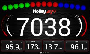 Holley - Holley EFI Digital Dash
