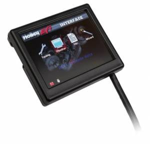 Holley - Holley EFI LCD Touch Screen
