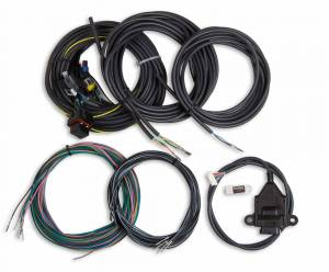 Holley - Holley EFI Digital Dash I/O Adapter - Terminated Vehicle Harness