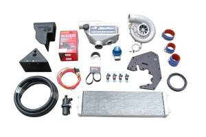 Vortech Superchargers - Ford Mustang 1999-2010 - Vortech Superchargers - Ford Mustang Bullitt 4.6 2V 2001 Intercooled Vortech Supercharger - V-2 Si Complete Kit