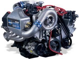 Vortech Superchargers - Ford Mustang 1986-1998 - Vortech Superchargers - Ford Mustang GT High Output Charged Cooled 4.6 2V 1996-1998 Vortech Supercharger - V-2 Si Complete Kit Polished
