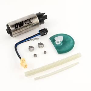 DeatschWerks Fuel Injectors & Pumps - DeatschWerks Fuel Pumps - DeatschWerks - Ford Mustang GT 2011-2014 415 LPH DeatschWerks In-Tank Fuel Pump Kit