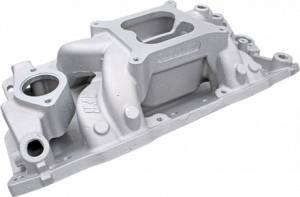 Air Induction - Air Flow Research Intake Manifolds - Air Flow Research - AFR SBC Eliminator Dual Plane Aluminum 4150 Intake Manifold