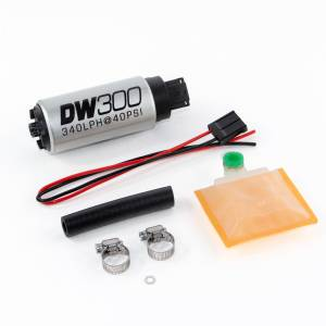 DeatschWerks Fuel Injectors & Pumps - DeatschWerks Fuel Pumps - DeatschWerks - Dodge Ram 1500 2500 2003-2015 340LPH DeatschWerks In-Tank Fuel Pump Kit