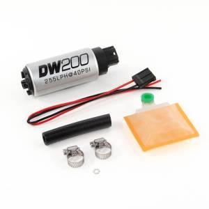 DeatschWerks Fuel Injectors & Pumps - DeatschWerks Fuel Pumps - DeatschWerks - Dodge Ram 1500 2500 2003-2015 255LPH DeatschWerks In-Tank Fuel Pump Kit
