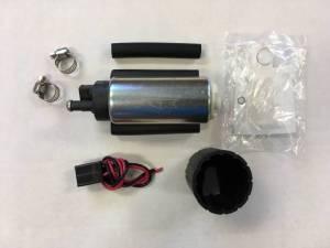 TRE 255 LPH Fuel Pumps - Lincoln 255 LPH Fuel Pumps - TRE - TREperformance - Lincoln Towncar 255 LPH Fuel Pump 1993-2004