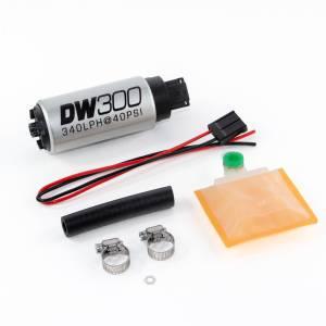 DeatschWerks Fuel Injectors & Pumps - DeatschWerks Fuel Pumps - DeatschWerks - Dodge Caliber 2008-2009 340LPH DeatschWerks In-Tank Fuel Pump Kit